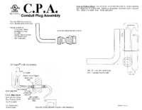 Conduit Plug Assembly Guide