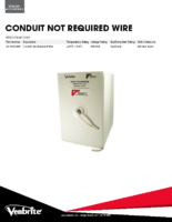 Datasheet – Conduit Not Required Wire
