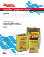 Datasheet – Channel Bond Adhesive™