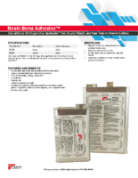 Datasheet – Resin Bond Adhesive™