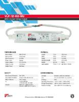 Datasheet – VLP-12-60-MU