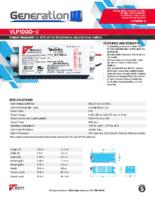 Datasheet – VLP100D-U