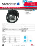 Datasheet – VT1510-12