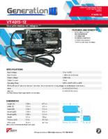 Datasheet – VT4015-12