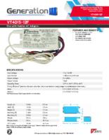 Datasheet – VT4015-12F