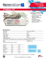 Datasheet – VT4060CL-227