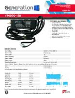 Datasheet – VT6030-120