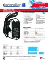 Datasheet – VT9030D-120