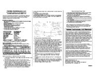 VT12030-120 & 12030D-120 User Guide